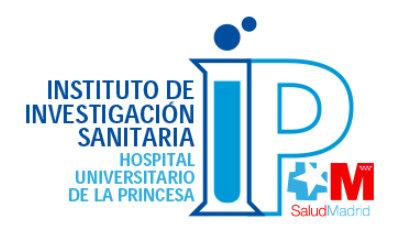 Fundacion Para La Investigacion Biomedica Del Hospital Universitario La Princesa